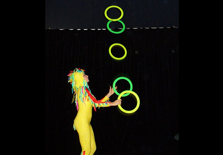 Ring Juggling